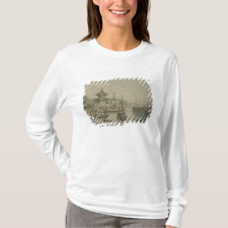 Barges of Lord Macartney's Embassy to China T-Shirt