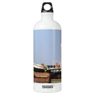 Barges On The River Thames SIGG Traveler 1.0L Water Bottle