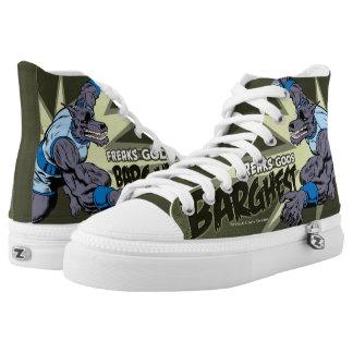 BARGHEST Freaks & Gods High Top Shoes