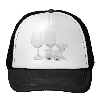 BarGlasses053110 Trucker Hat