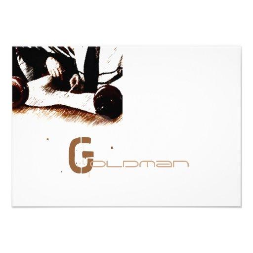 Bari Goldman thankyou3 Custom Invitations