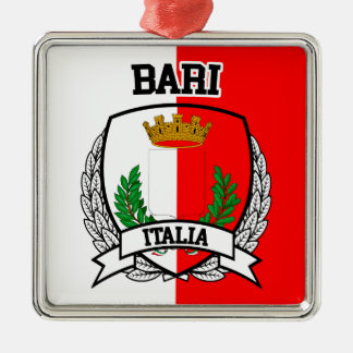 Bari Metal Ornament