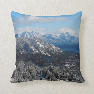 Bariloche, Rio Negro, Argentina Throw Pillow