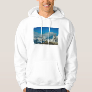 Bariloche, Road To Ski Resort Hoodie