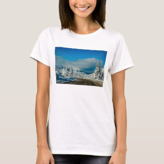 Bariloche, Road To Ski Resort T-Shirt