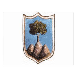 Barisciano-Stemma Postal