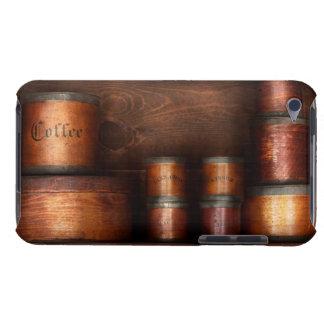 Barista - café - café y especia iPod Case-Mate cobertura