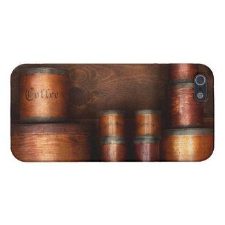 Barista - café - café y especia iPhone 5 cobertura