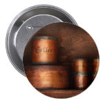 Barista - Coffee - Coffee and spice Pinback Button