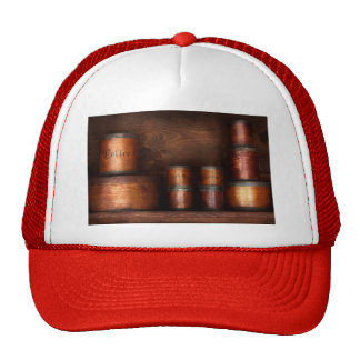 Barista - Coffee - Coffee and spice Trucker Hat