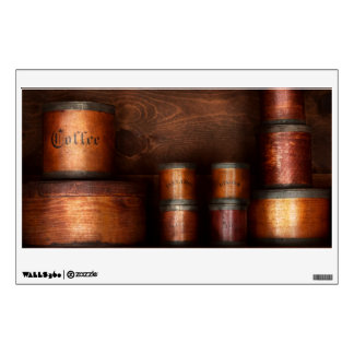 Barista - Coffee - Coffee and spice Wall Sticker