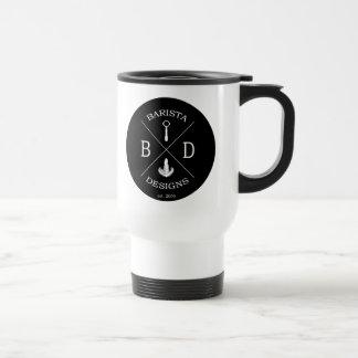 Barista Designs Travel Mug