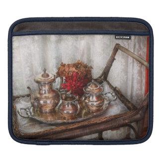 Barista - juego de té - té de la mañana manga de iPad