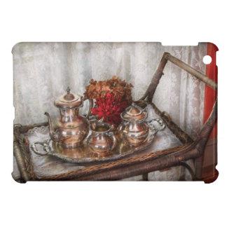 Barista - juego de té - té de la mañana iPad mini cárcasas
