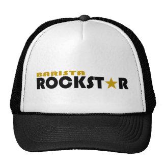 Barista Rockstar 2 Trucker Hat