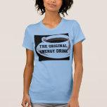 Barista tank top shirt Energy Drink