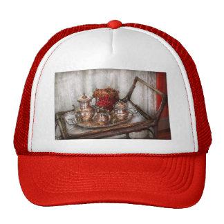 Barista - Tea Set - Morning tea Trucker Hat
