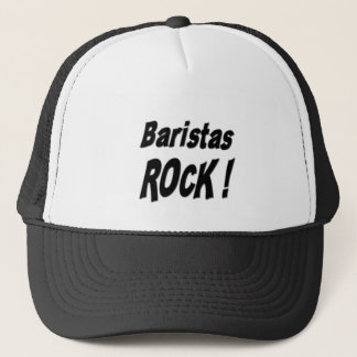 Baristas Rock! Hat