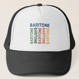 Baritone Colorful Trucker Hat