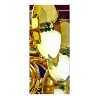 Baritone Horns Rack Card