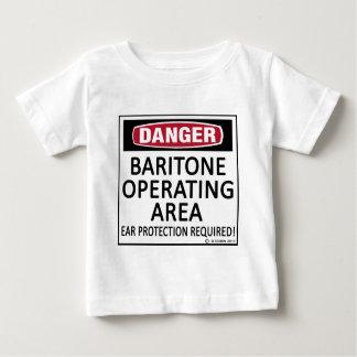 Baritone Operating Area Baby T-Shirt