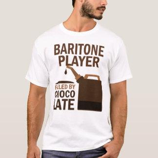 Baritone Player (Funny) Chocolate T-Shirt