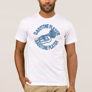 Baritone Player T-Shirt