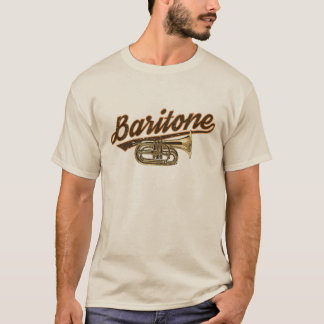 Baritone Retro T-Shirt