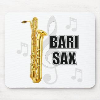 Baritone Sax Mousepad