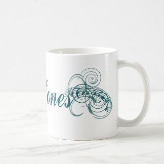 Baritones Classic White Coffee Mug