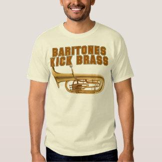 Baritones Kick Brass Tee Shirt