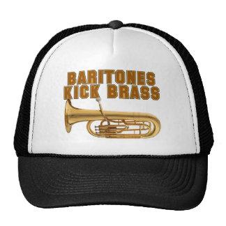 Baritones Kick Brass Trucker Hat