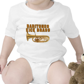 Baritones Kick Brass Tee Shirts
