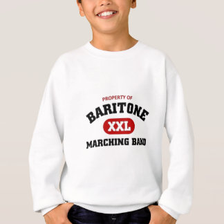 Baritones Marching band Sweatshirt