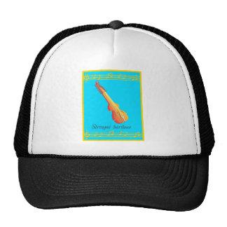 barítono atado gorras
