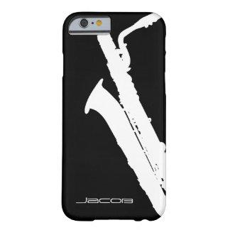 Barítono Saxophon Funda De iPhone 6 Barely There