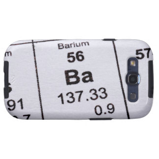 Barium molecular formula galaxy s3 covers