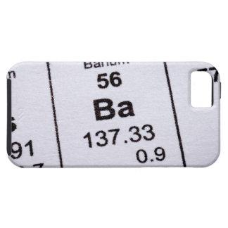 Barium molecular formula iPhone 5 cases