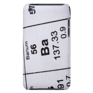 Barium molecular formula iPod touch case