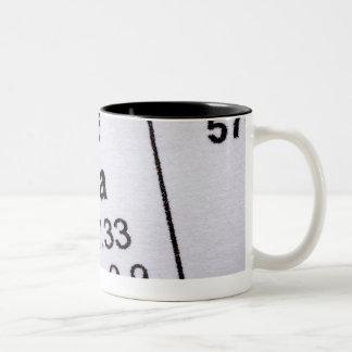 Barium molecular formula coffee mugs