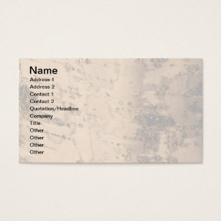 Bark Business Card