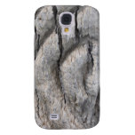 Bark Carving Samsung Galaxy S4 Case