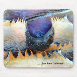 bark collection 4, Tree Bark Collection Mouse Pad