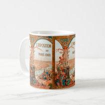Bark Époque - of Paris 1900 exposition universal Coffee Mug
