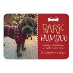Bark Humbug Dog Christmas Card