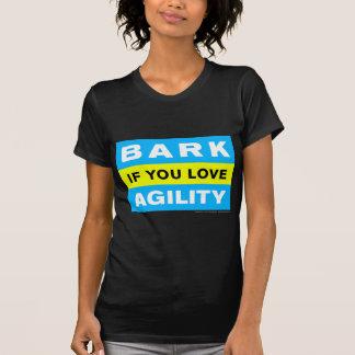 Bark if You Love Agility T-Shirt
