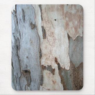 Bark Of A Eucalyptus Tree Mouse Pad