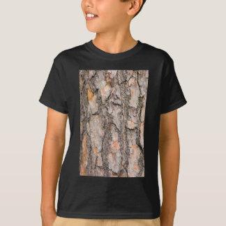 Bark of Scotch pine tree as background T-Shirt