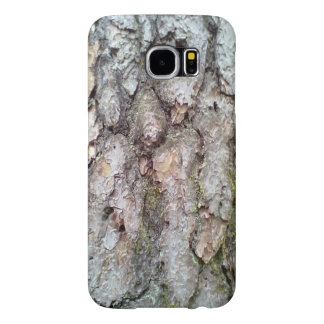 bark of Scots pine Samsung Galaxy S6 Case