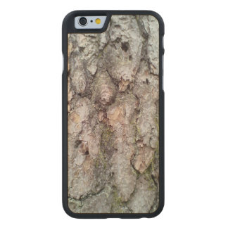 bark of Scots pine Carved® Maple iPhone 6 Slim Case